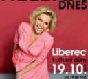 HELENA VONDRÁČKOVÁ – TOUR HELENA DNES