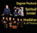 Dagmar Pecková, Hradišťan, Spirituál kvintet – Společný koncert