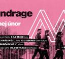MANDRAGE – dlouhej únor tour